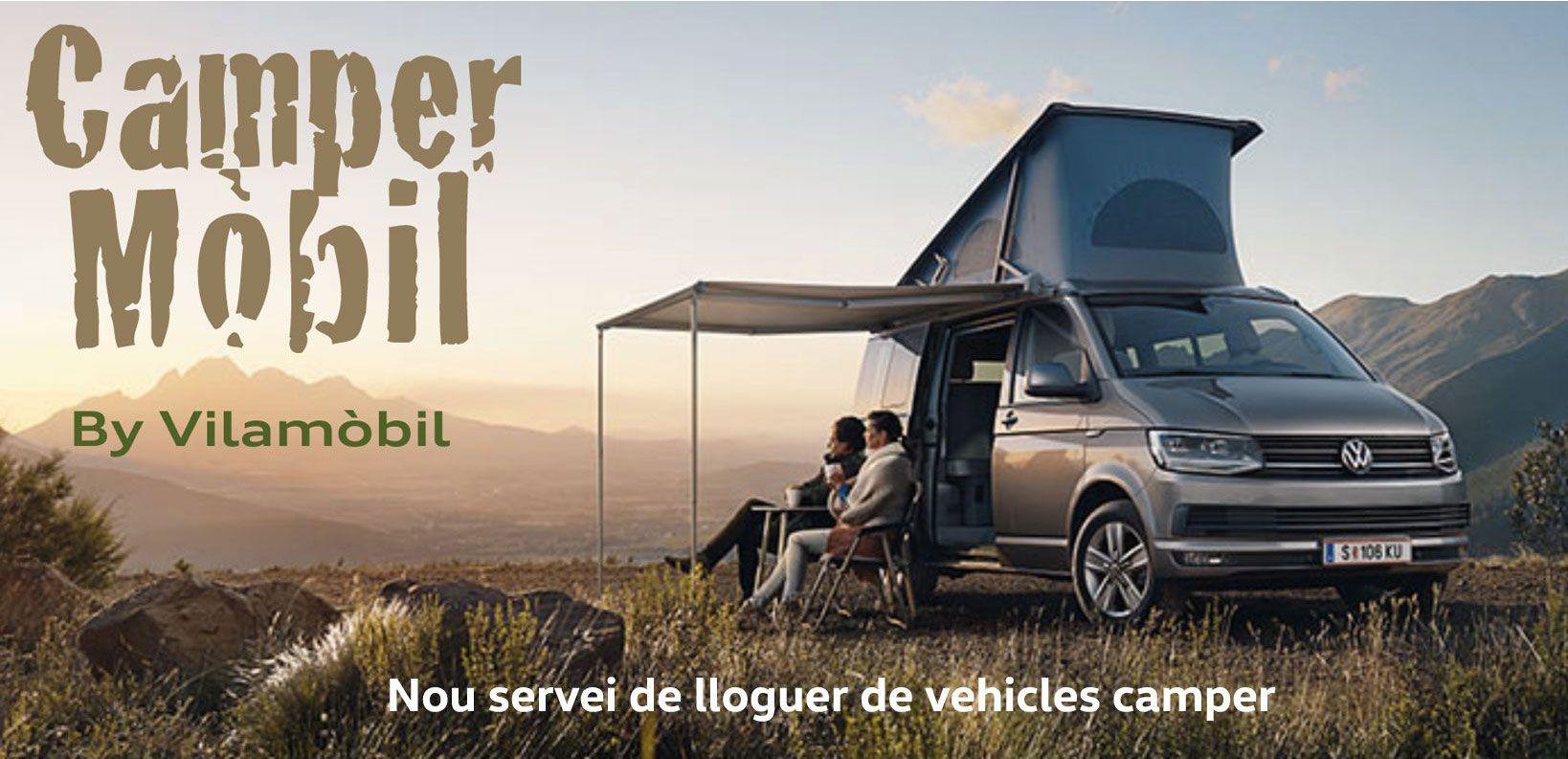 Campermòbil, lloguer de vehicles camper i califòrnia