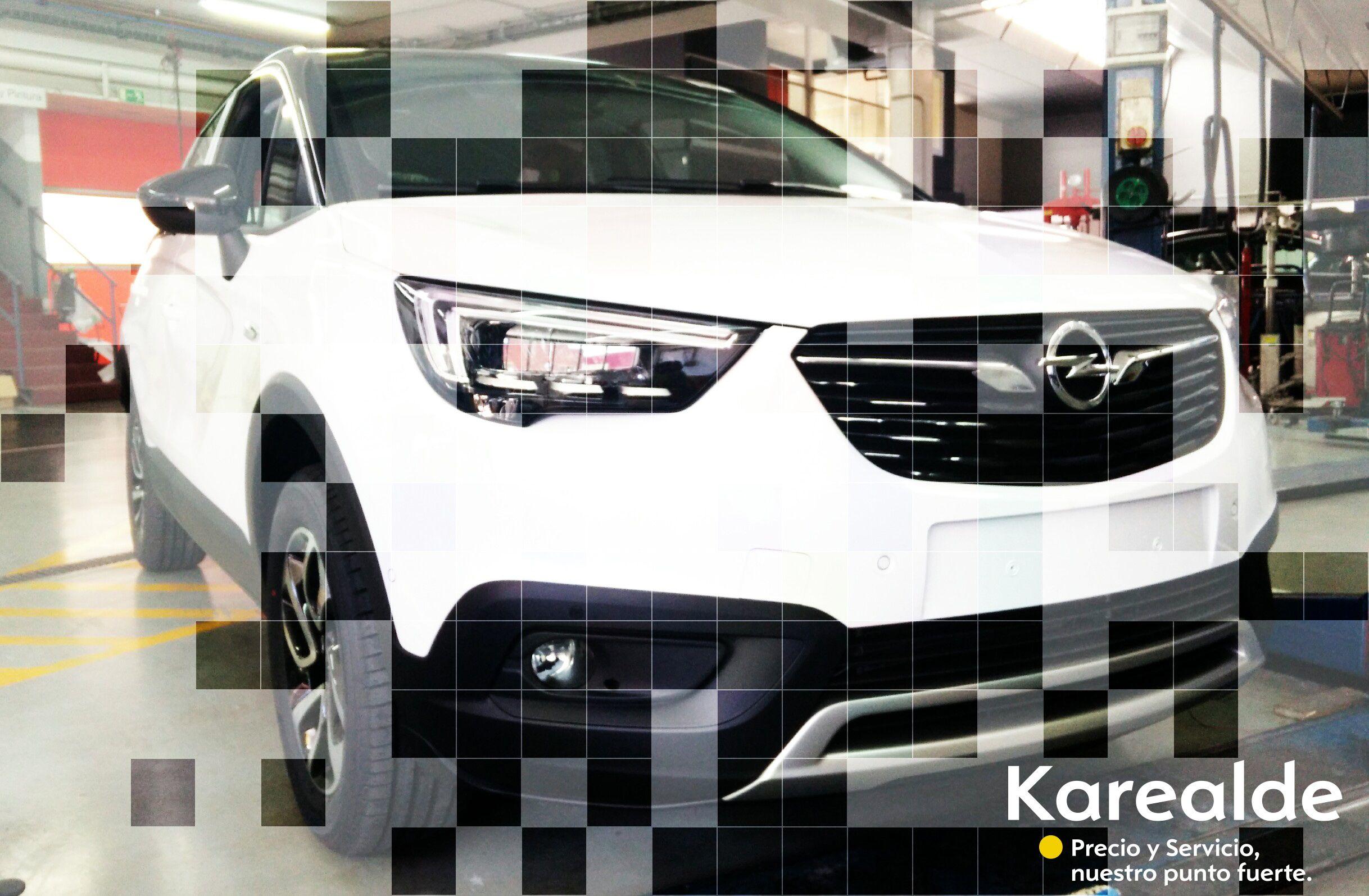 ¡El Nuevo Opel Crossland X ya esta en Karealde!