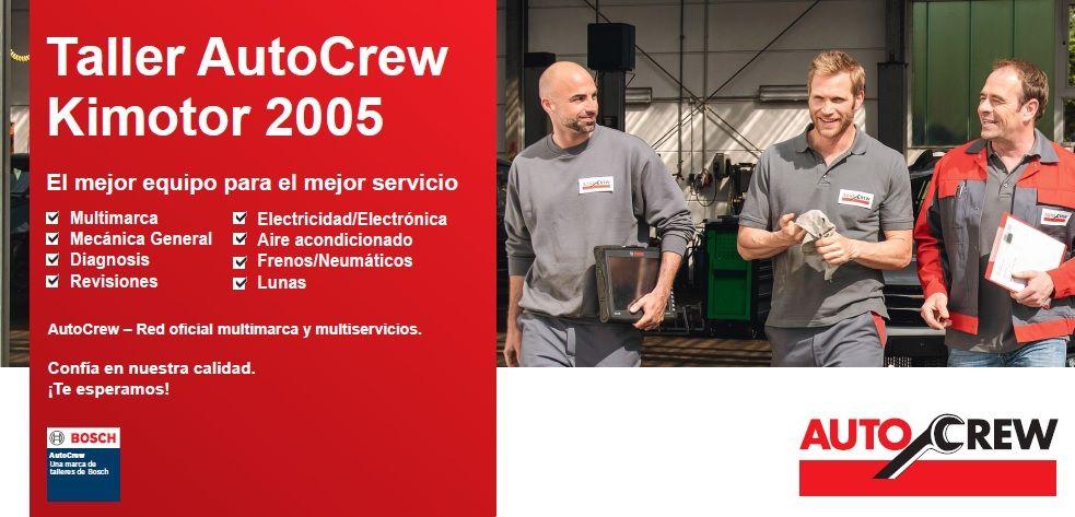 Ki Motor 2005 - AutoCrew -Bosch Servicios