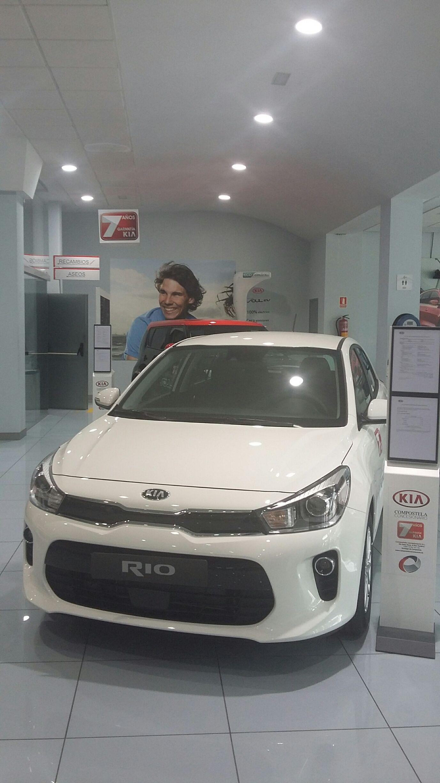 Nuevo Kia Rio - Sorprenderá por dentro y por fuera