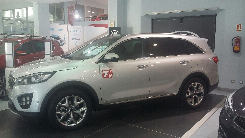 El Crossover Kia Sorento XTECH17, nuestro SUV 7 Plazas, con motor y confort premium y ahora a unos precios increíbles