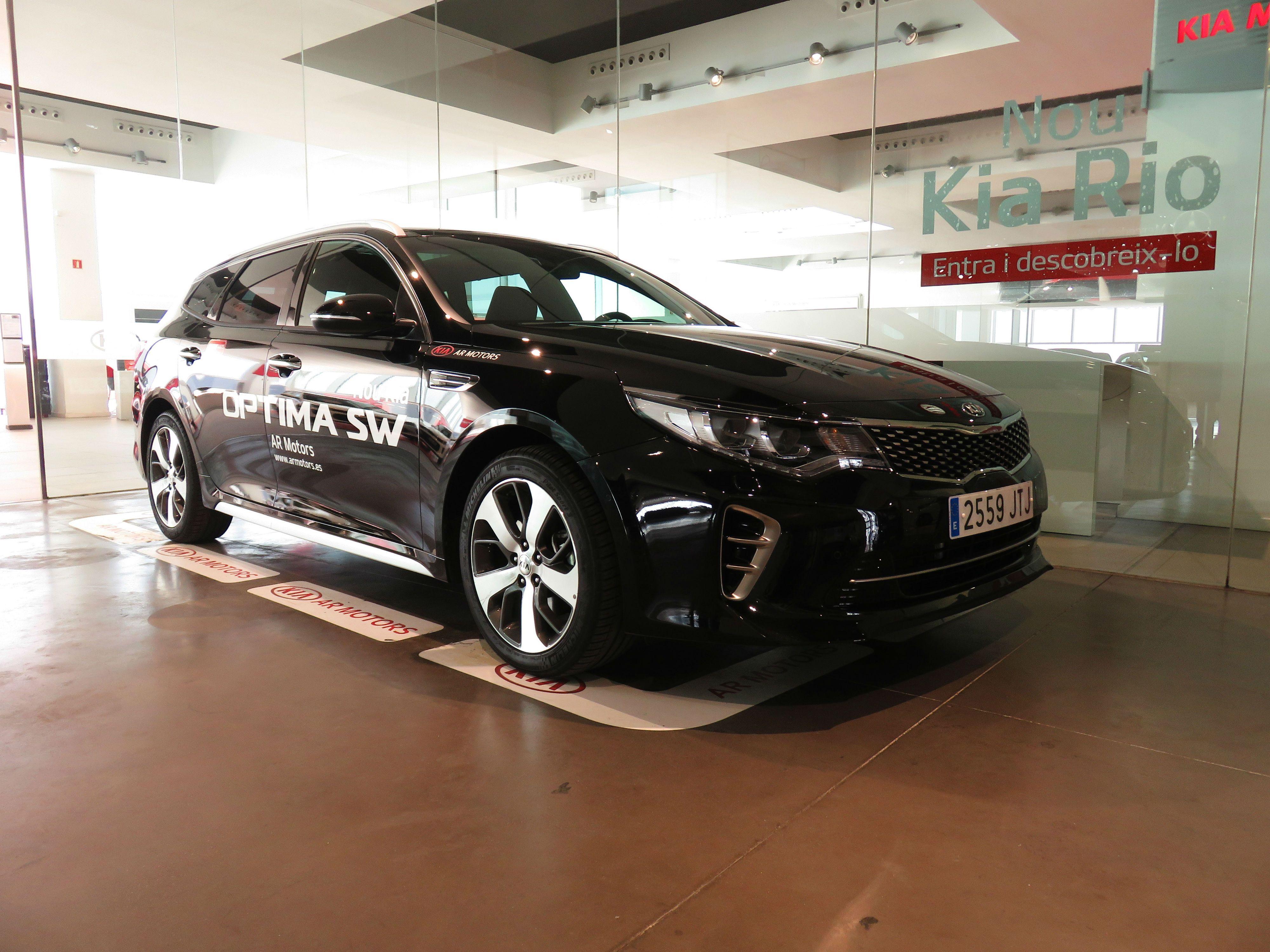 Kia Optima SW 1.7CRDi VGT GT-Line DCT por 31.640€*