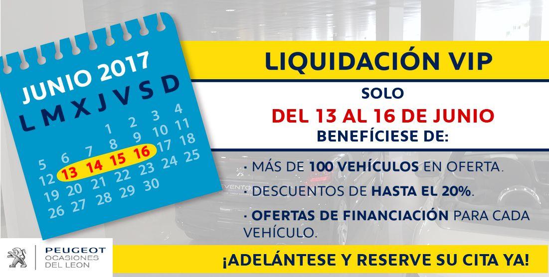 Liquidación VIP