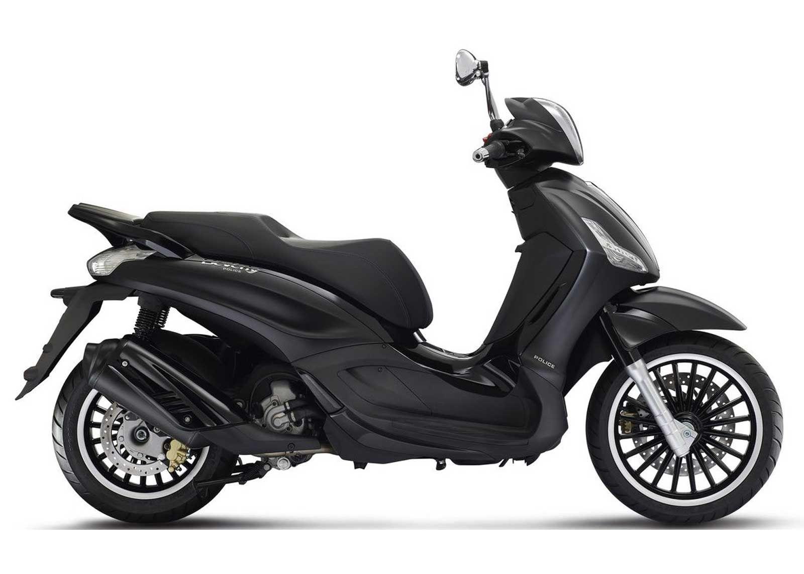 Piaggio Beverly 300 ABS/ASR desde 3.999 €