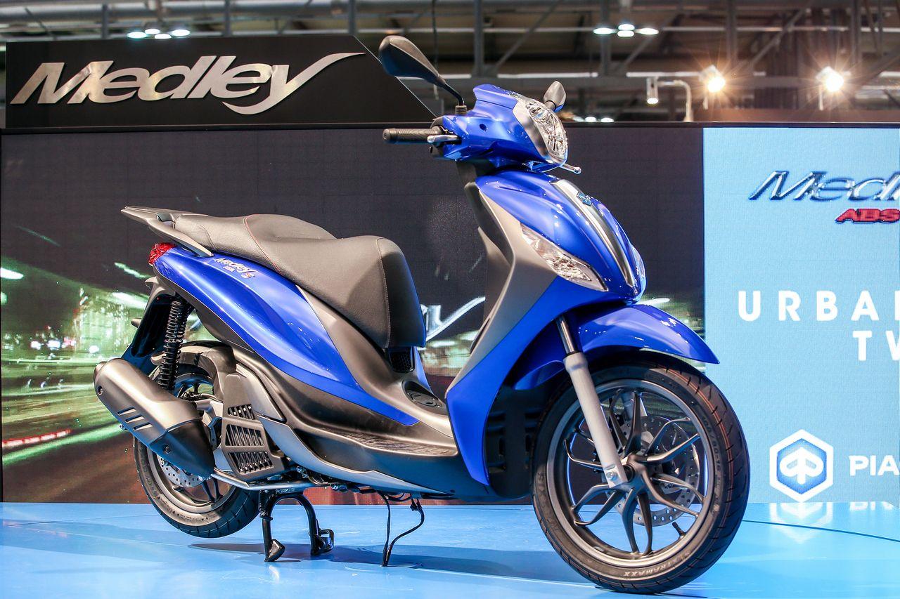 Piaggio Medley 125 en 3.199 €
