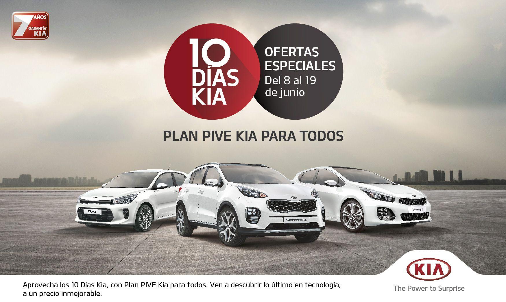 """Nueva Edición de los """"10 días Kia"""""""