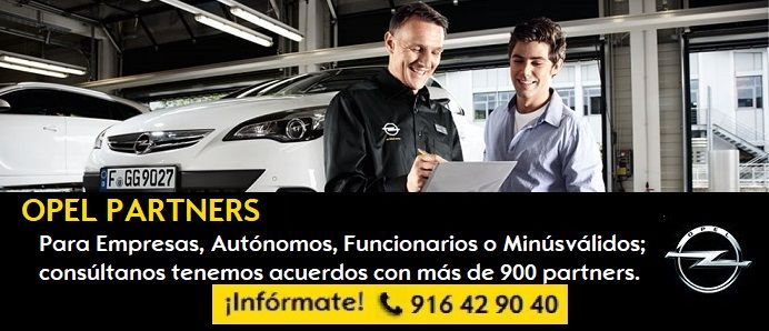 Programa Opel Partners