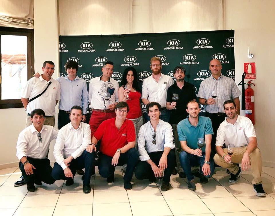 Kia Autosalduba celebró con éxito el II Encuentro Business Center by Autosalduba