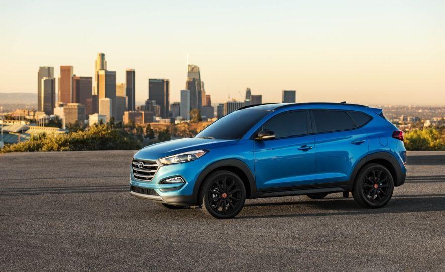 Un lavado de cara para el Hyundai Tucson en su versión más agresiva: El Tucson Sport