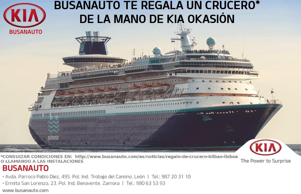 REGALO DE CRUCERO BILBAO-LISBOA