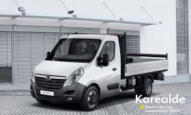 El vehículo comercial que responde a las necesidades de su negocio