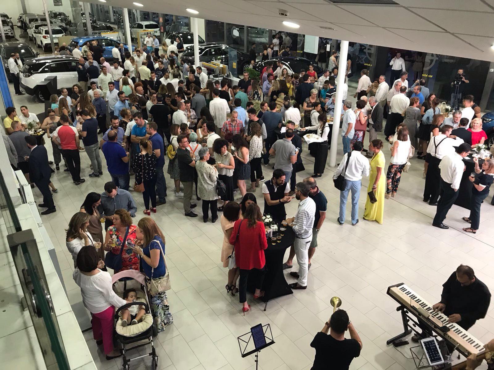 Crossland X llega a Granada