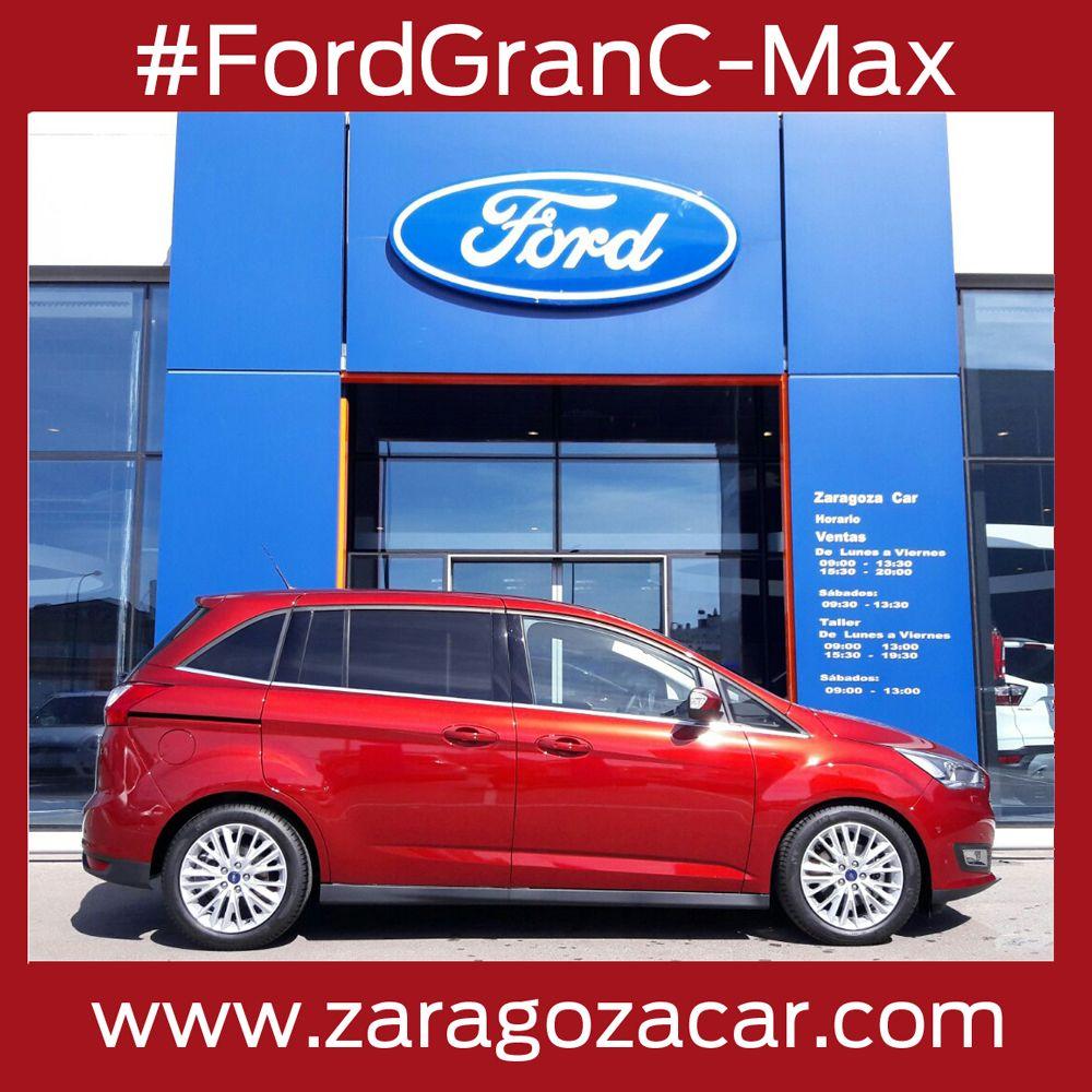 Oferta Exclusiva Ford Gran C-Max Titanium