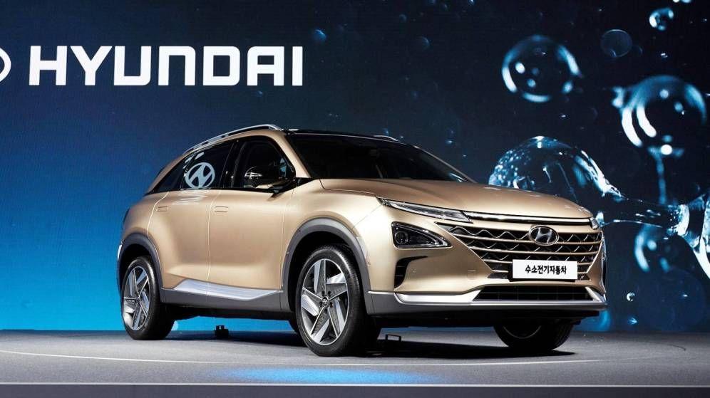 Un nuevo modelo de Hyundai impulsado por hidrógeno llegará al mercado el próximo año