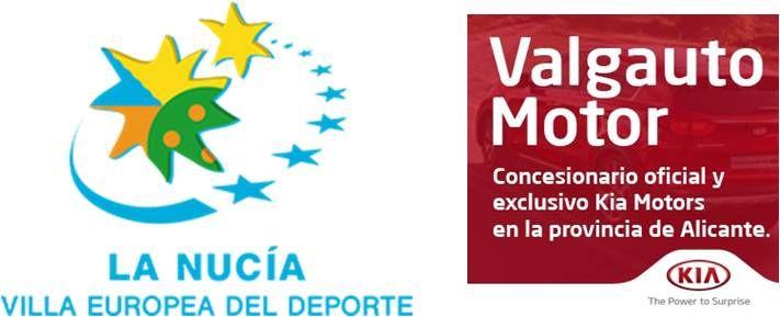 Valgauto Motor Kia y la Ciudad deportiva Camilo Cano en La Nucía firman un acuerdo de patrocinio.