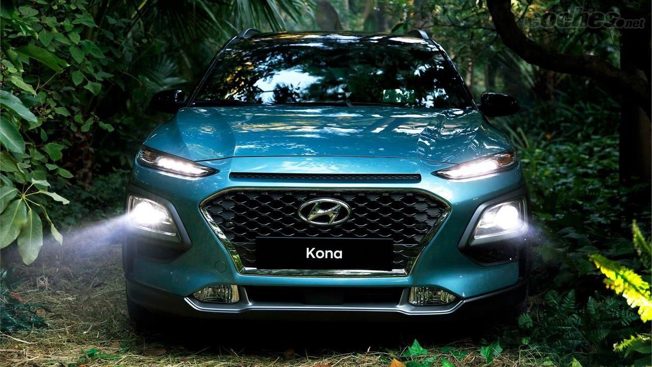 Conoce los primeros detalles del Hyundai Kona EV