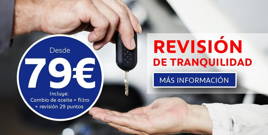 Peugeot Sevilla: revisión de control