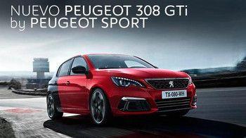 NUEVO PEUGEOT 308 GTI by PEUGEOT SPORT