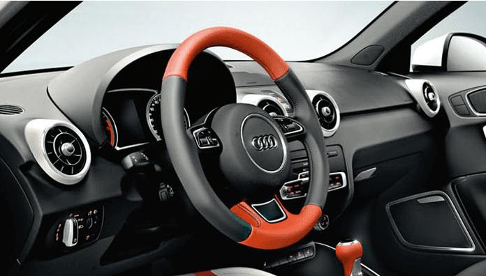 Volante deportivo Audi A1