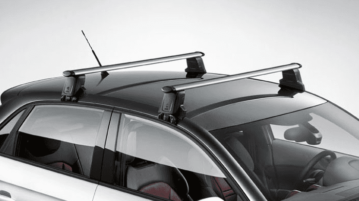 Barras de techo Audi A1