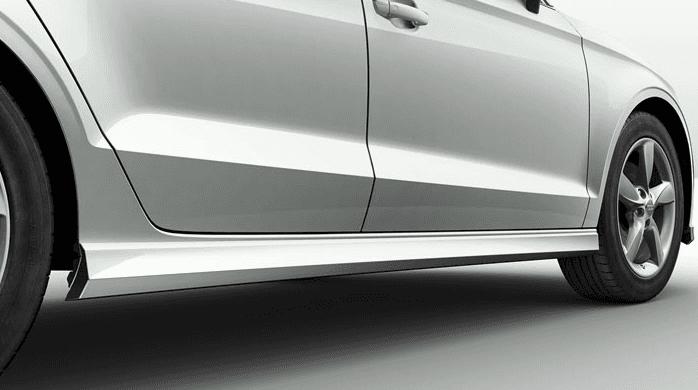 Juego de molduras Audi A4