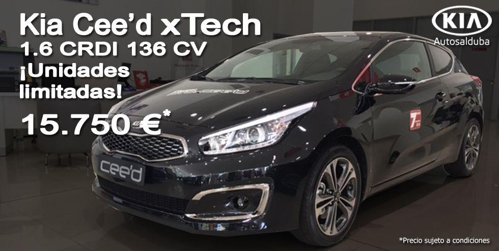 Kia Cee'd xTech 1.6 CRDI