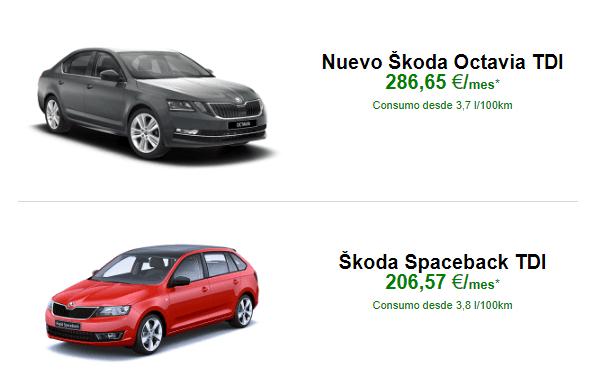 Con la nueva gama ŠKODA, ahorra TIEMPO y DINERO.