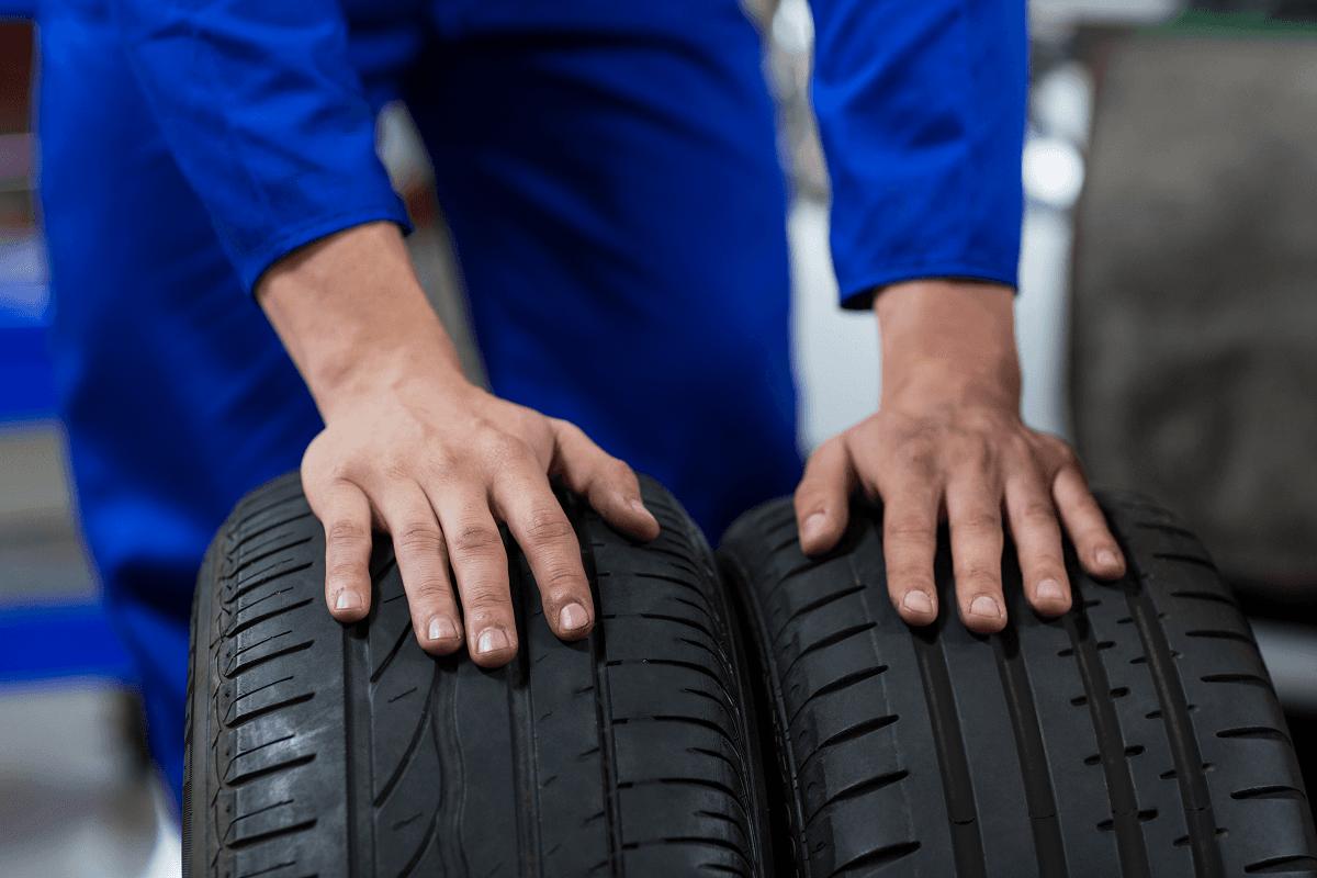 Cuándo cambiar los neumáticos de nuestro vehículo