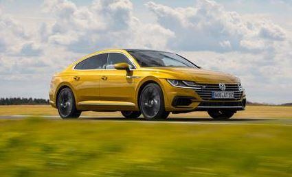 El VW Arteon entra en la lucha por el premio