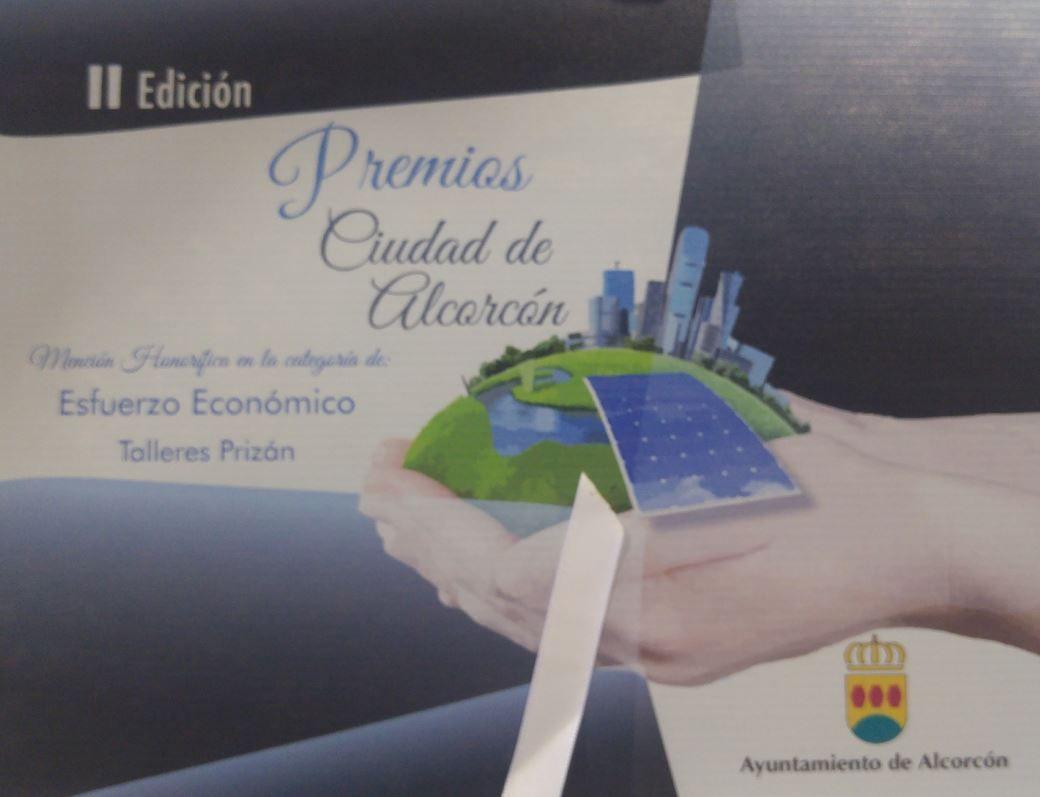 """""""PREMIO AL ESFUERZO EMPRESARIAL"""""""