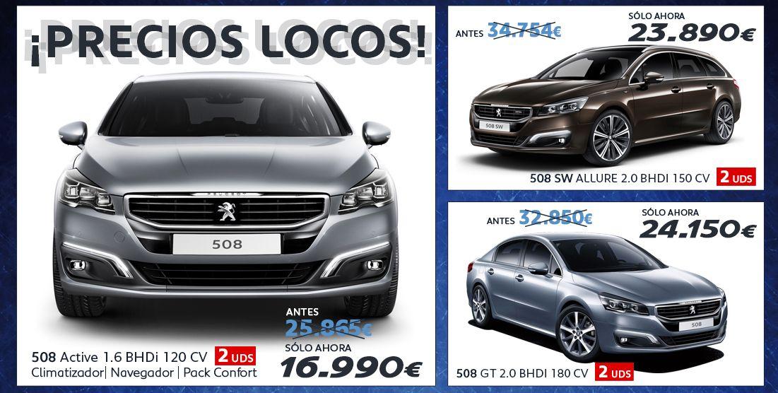 PRECIOS LOCOS (II)