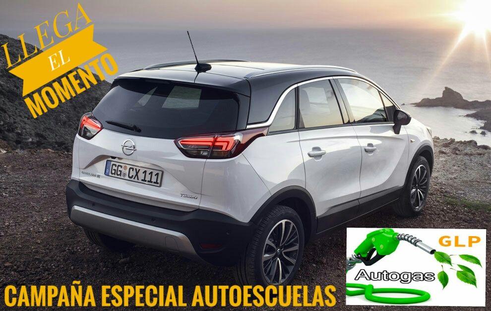 AUTOESCUELAS CROSSLAND X