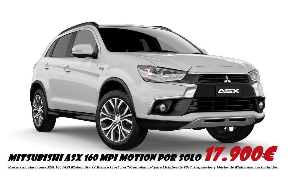 ASX 160 MPI MOTION POR 17.900€