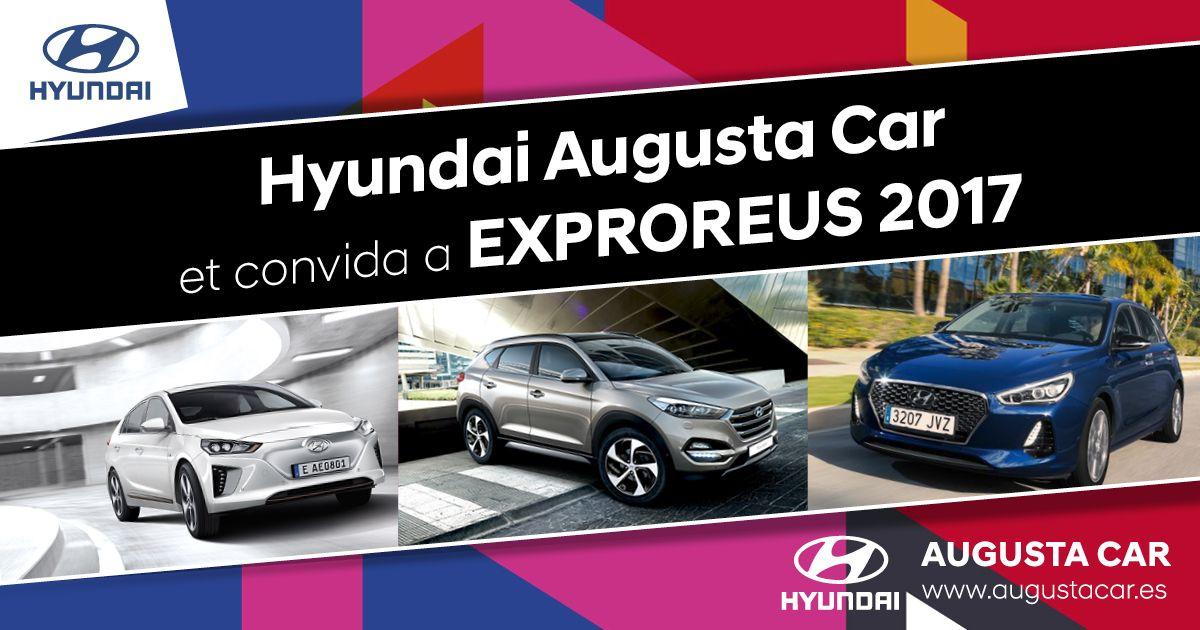 Hyundai Augusta Car en ExproReus 2017