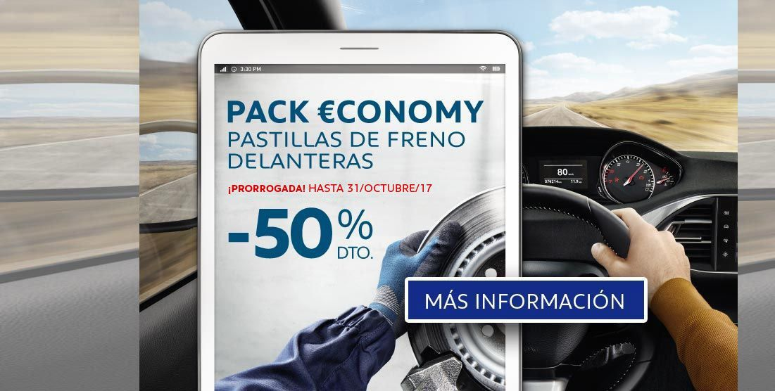 PACK €CONOMY FRENADO