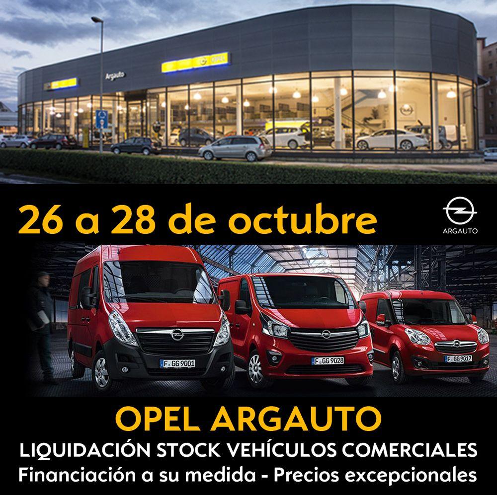 Jornadas Puertas Abiertas vehículo industrial en Argauto