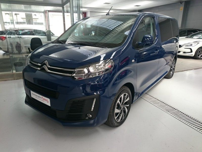 Citroën Spacetourer desde 22.386€